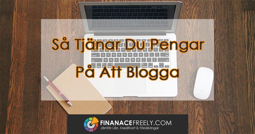 Bästa sätten att tjäna pengar på att blogga